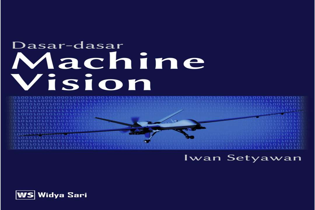 machine vision, image processing, machine vision book, image processing book