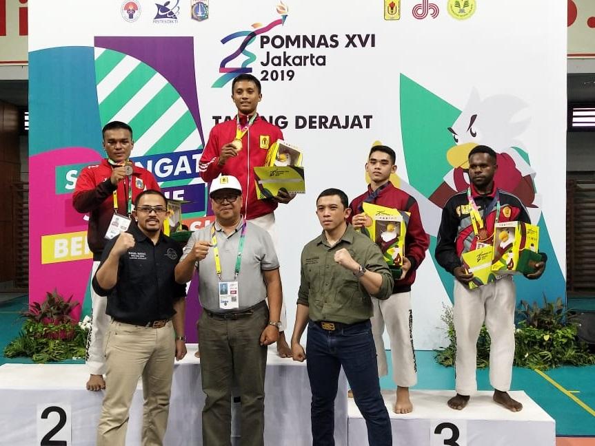 Mahasiswa FTEK Menyabet Medali Perunggu dalam POMNAS 2019